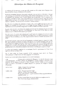 documentation PDF Les maires de Beaupont